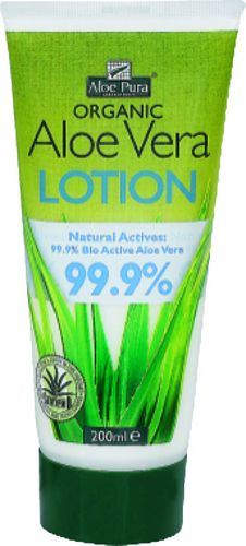 OPTIMA HEALTH ALOE VERA LOTION 200ML