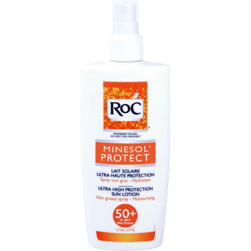 ROC SOLEIL PROTEXION+ SPF 50+ SPRAY LOTION 200ML