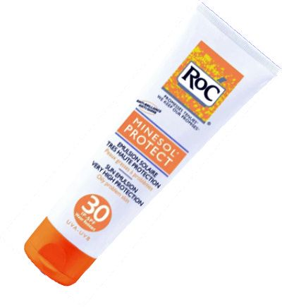 ROC SOLEIL PROTEXION+ SPF 30 ANTI-SHINE FLUID CREAM 50ML