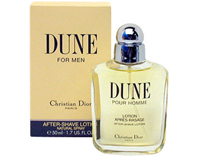 CHRISTIAN DIOR DUNE AFTER SHAVE 100ml
