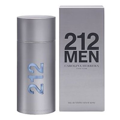 CAROLINA HERRERA 212 MEN EDT V 50ML (07-03-47)