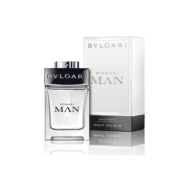 BVLGARI MAN NEW EDT 100ML (07-19-16)
