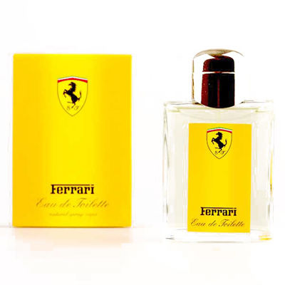 FERRARI YELLOW EDT 75ML (08-08-01)