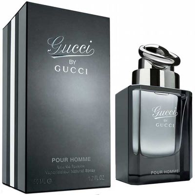 GUCCI BY GUCCI HOMME EDT 90ML (07-10-79)