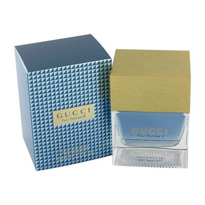 GUCCI HOMME II EDT 100ML (07-03-99)