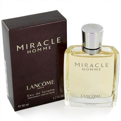 LANCOME MIRACLE HOMME EDT 100ML (07-11-11)