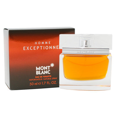 MONT BLANC EXEPTIONELLE MEN EDT 75ML (07-19-40)
