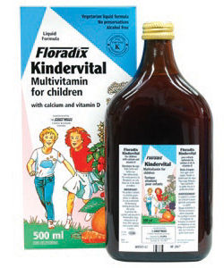 POWER HEALTH KINDERVITAL 10Χ20ML